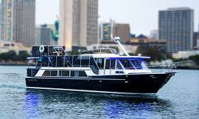 Party Boat Rental in San Diego City